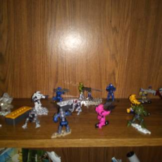 Image of: My  mega collection