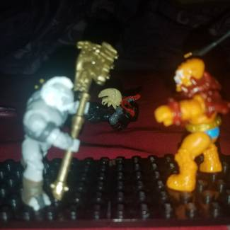 Image of: Tartarus vs beast man