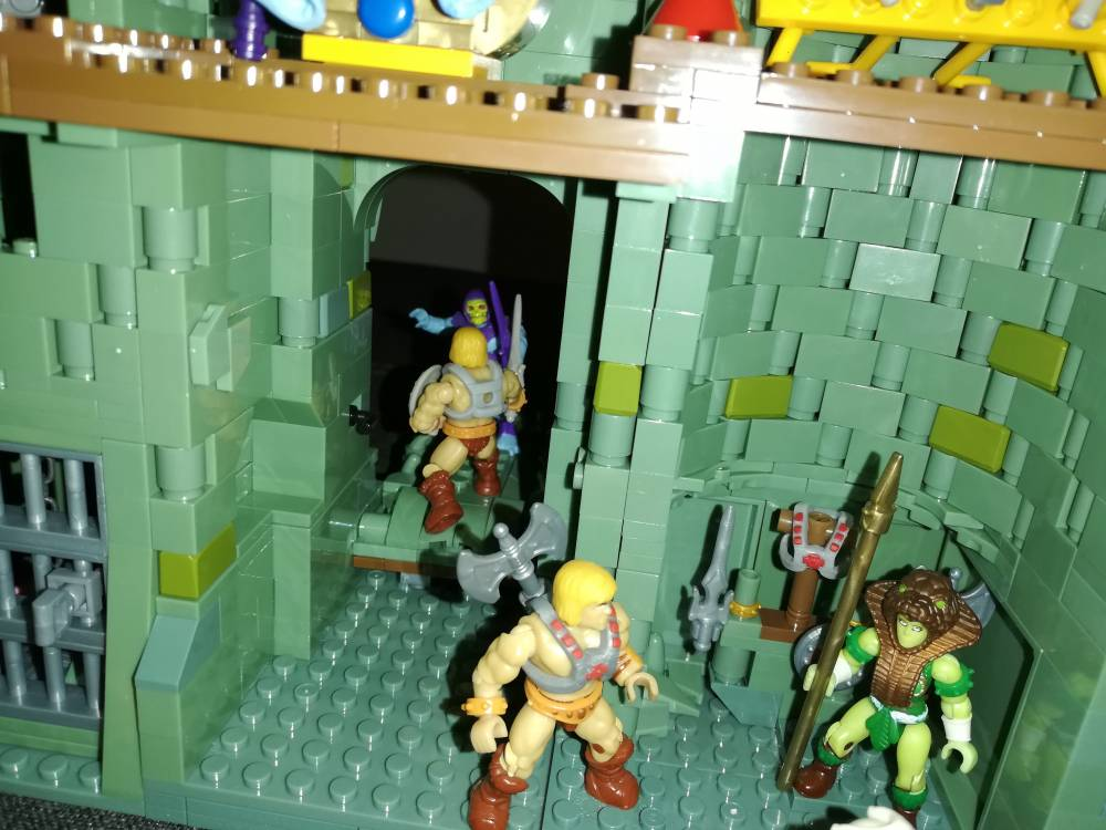 Image of: My MOTU collection