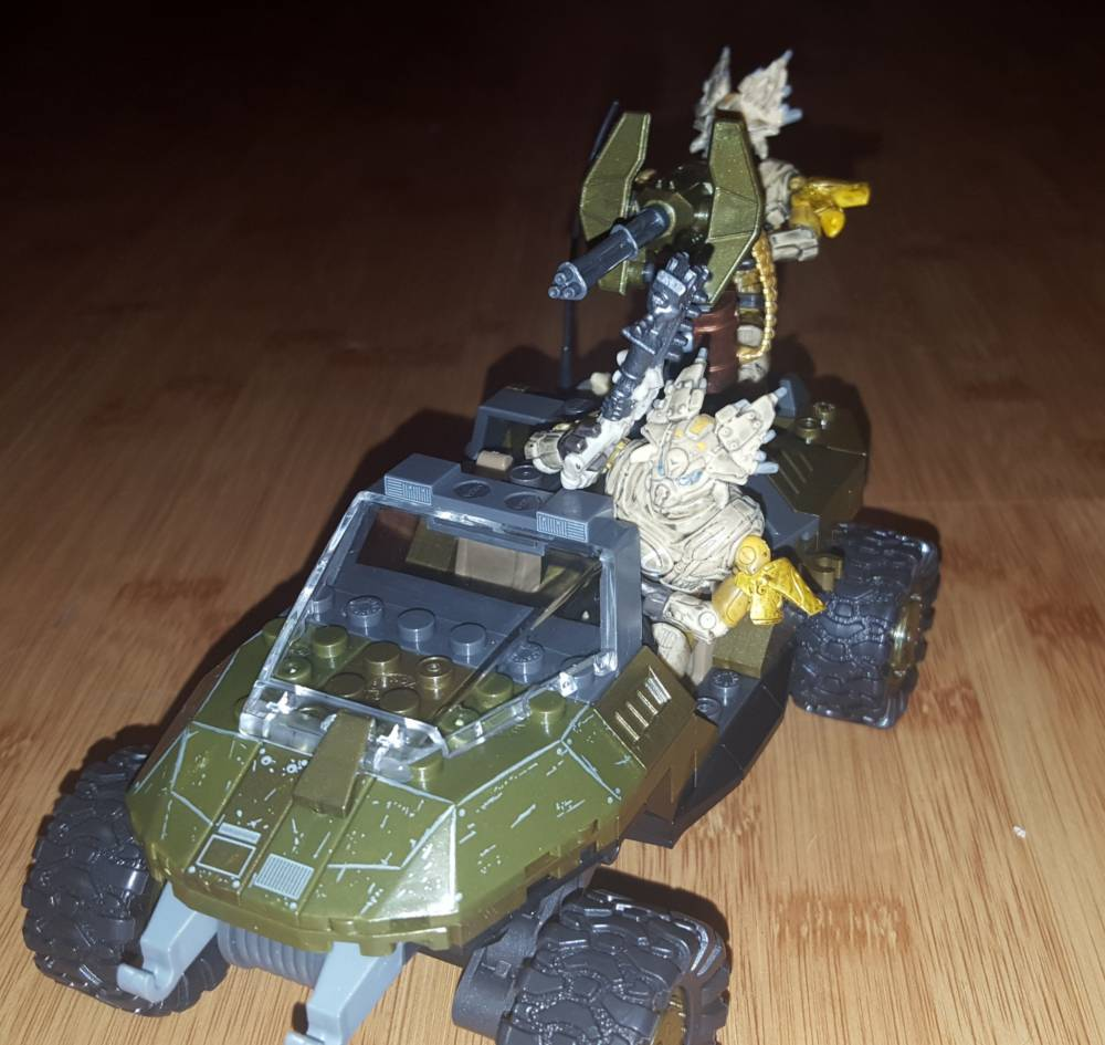 2.5 inch figure vehicle compatibility test.
