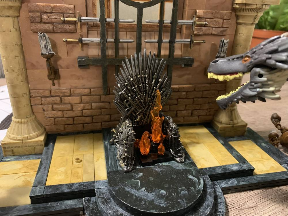Image of: Game of Thrones (spoiler)