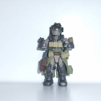 Image of: UNSC 405th Outlander Battalion Marine WIP