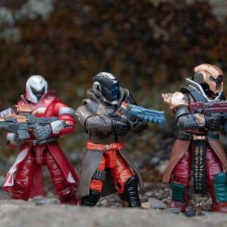 Image of: Fireteam