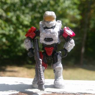 Image of: My custom spartan entry