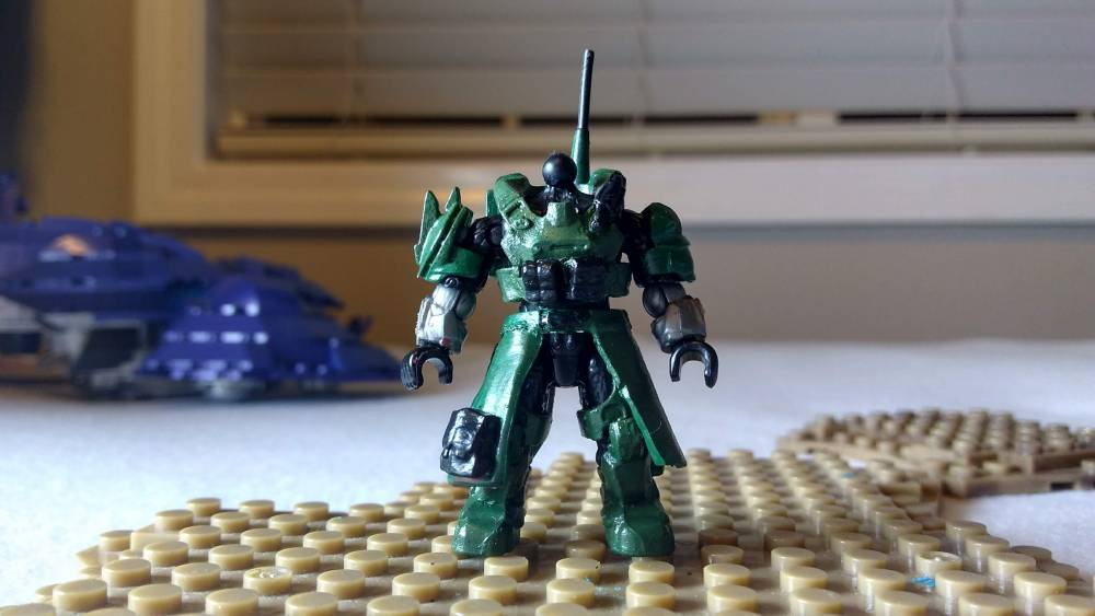 Image of: The Gregor Project: 405th Commando Gregor (WIP)