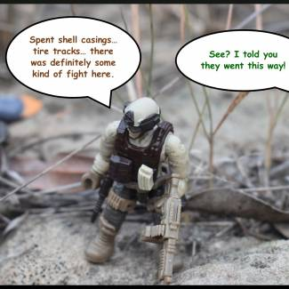 Image of: Wasteland - Lonesome Road - Part 11