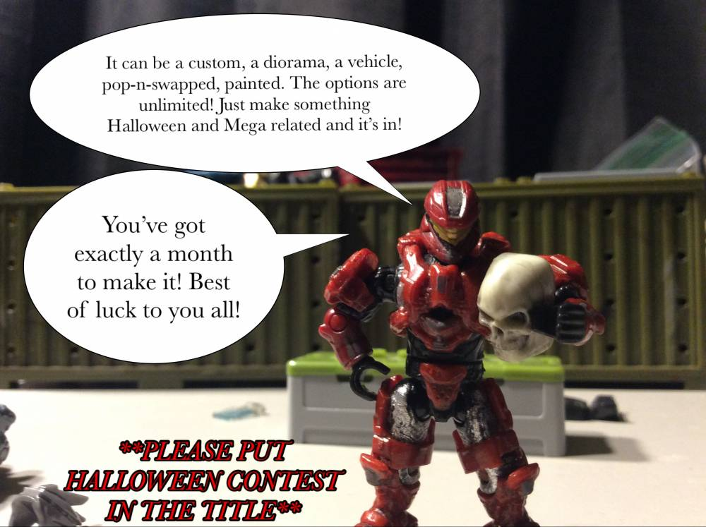 Image of: Fourth Annual Halloween Contest!