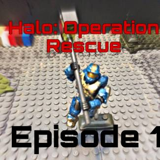Image of: Halo: Operation Rescue Episode one
