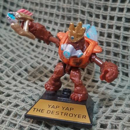 Yap Yap The Destroyer