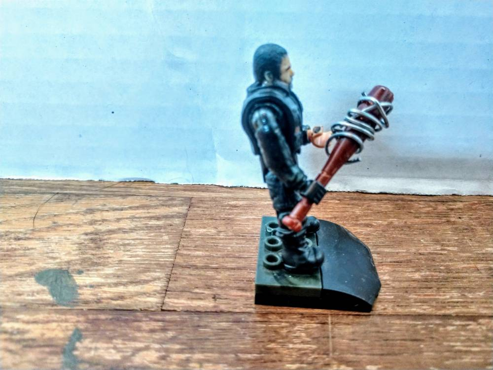 Image of: Negan from The Walking Dead