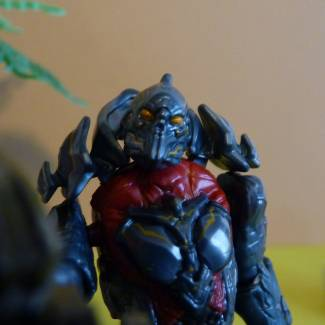 Image of: Didact attack.
