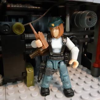 Image of: Jill Valentine custom