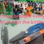Warrior cats vs an odst part two