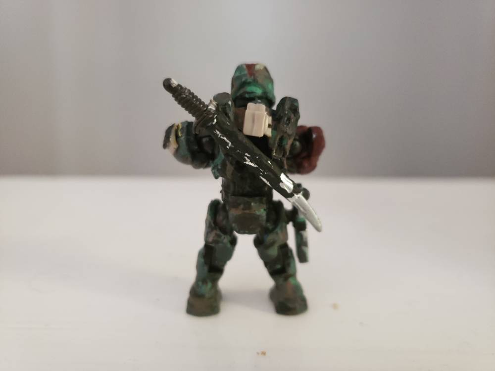 Image of: Another 405th spartan