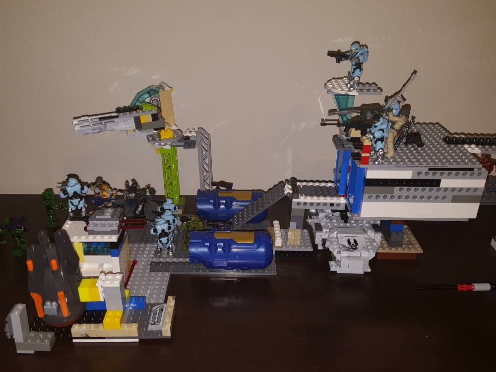 Image of: Battle For Outpost 4