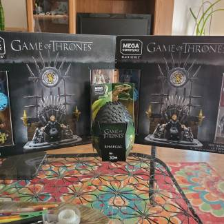 Image of: GoT Haul