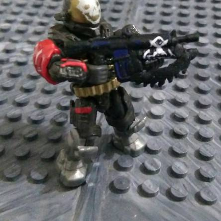 Image of: Emile from gears 5