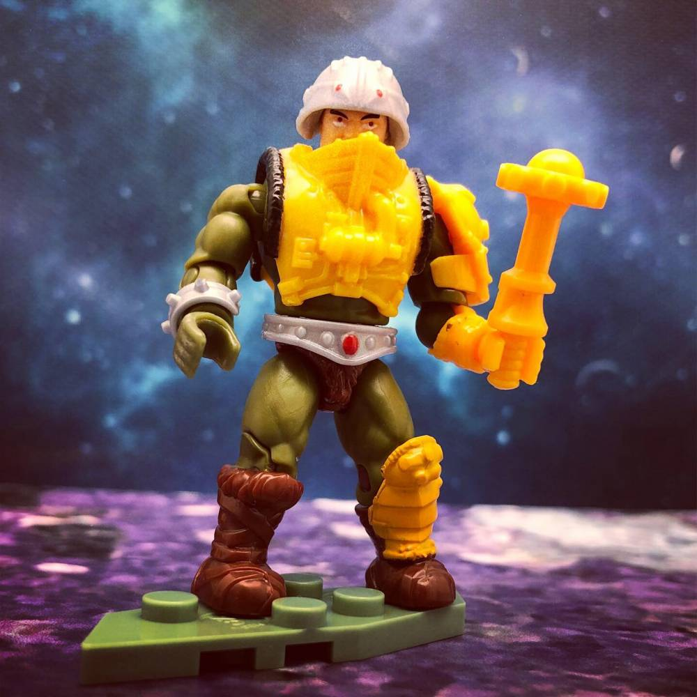 Image of: Man-At-Arms