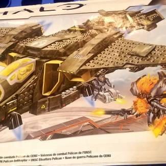 Image of: Halo UNSC Pelican
