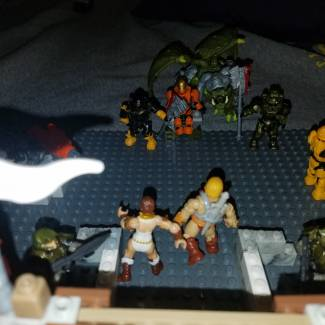 Image of: Eternian kings court