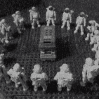 Image of: ASTRONAUT CULT FROM SPACE