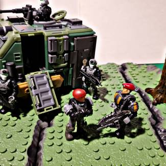 Image of: Battlecorps Stage 4: Part 9