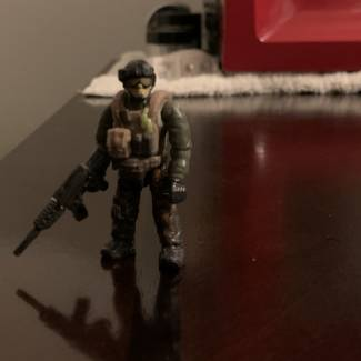 Image of: Call of duty BOII merc repost (still unfinished)