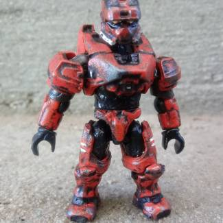 Image of: Custom Battle Damage EOD