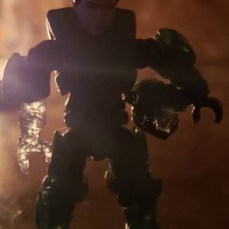 Image of: New spartan enters the fight