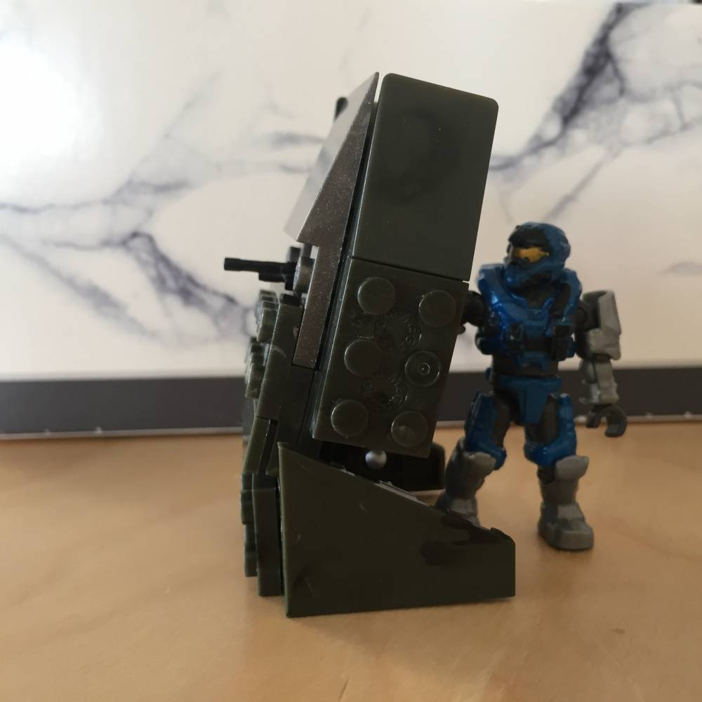 Image of: Halo: Reach M72-S Combat Barrier Custom