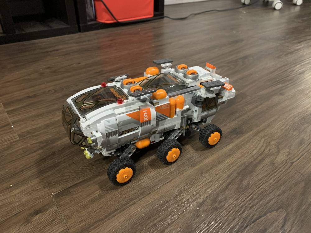 Space Rover 2.0