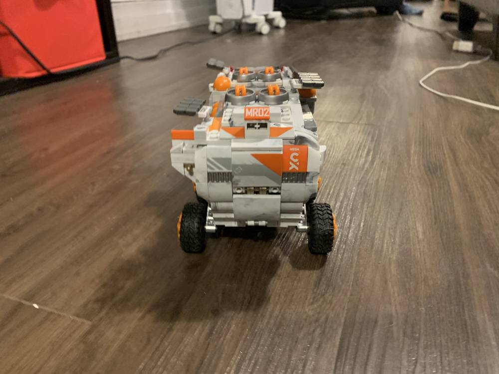 Image of: Space Rover 2.0