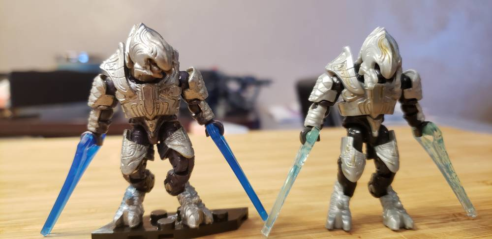 Custom arbiters and offical Ripa fig