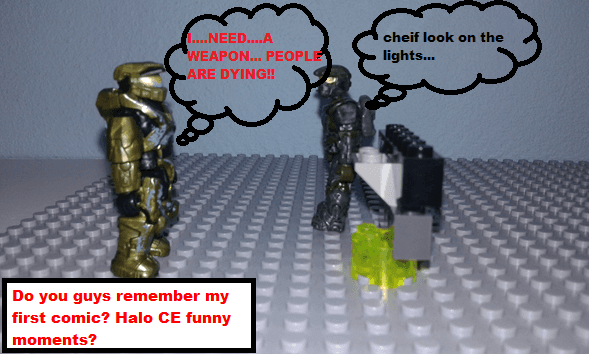Halo CE funny moments BROTHERS EDITION Trailer