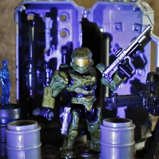 Image of: Master Chief(ONS) - I need a weapon