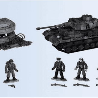Image of: Call of Duty Enemy Tank Set FWH39 - Will we ever get this?