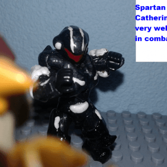 Image of: Remember Reach meet Spartan Catherine 643 ( charater made by me)