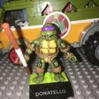 Image of: Donatello the smart ninja turtles as fare as a math wizard In rob tech as well as chemistry & more