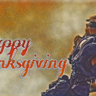 Image of: Happy Thanksgiving