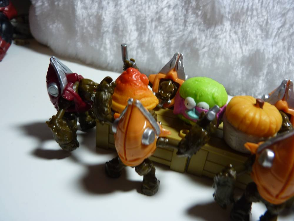 Image of: A grunt Thanksgiving