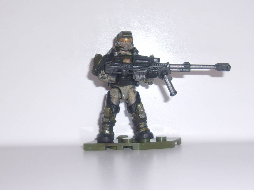 Halo 3 Marine Revamp: The Sniper