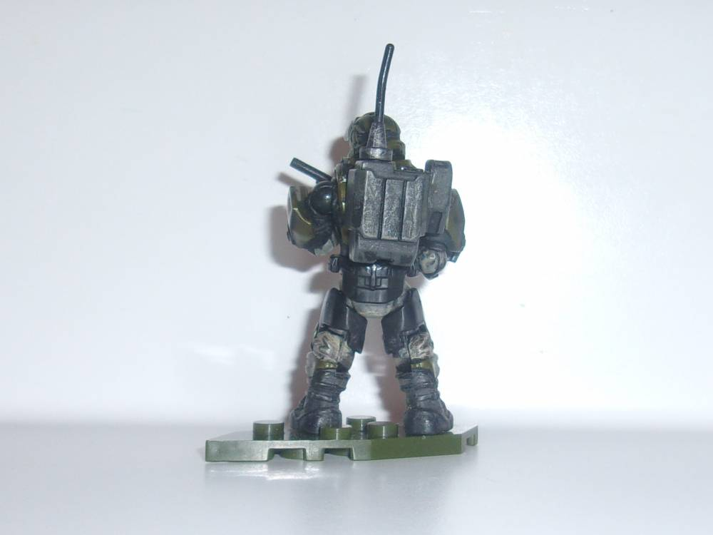 Image of: Halo 3 Marine Revamp: Radio Officer
