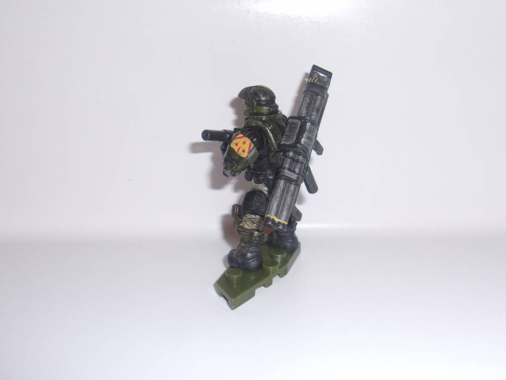 Image of: Halo 3 Marine Revamp: Heavy Weapons Specialist