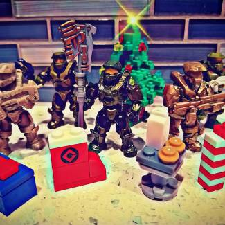 Image of: Master Chief Collection Christmas Edition
