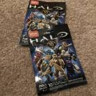 Image of: 2 blind bags.