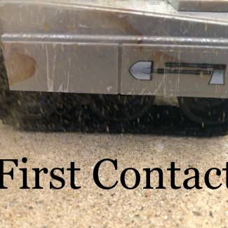 Image of: First Contact: Chapter One, Part One
