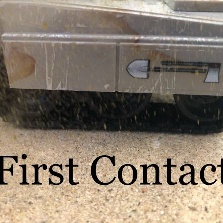 First Contact: Chapter One, Part One