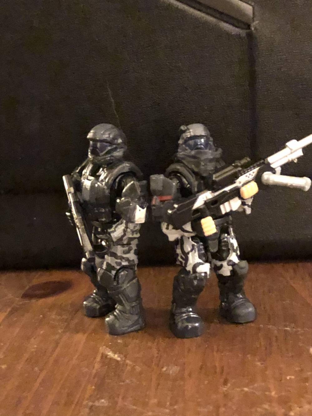 Image of: Making a Halo 3 Style ODST (the basics)
