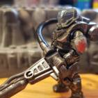 Image of: Halo wars flame marine and spartan