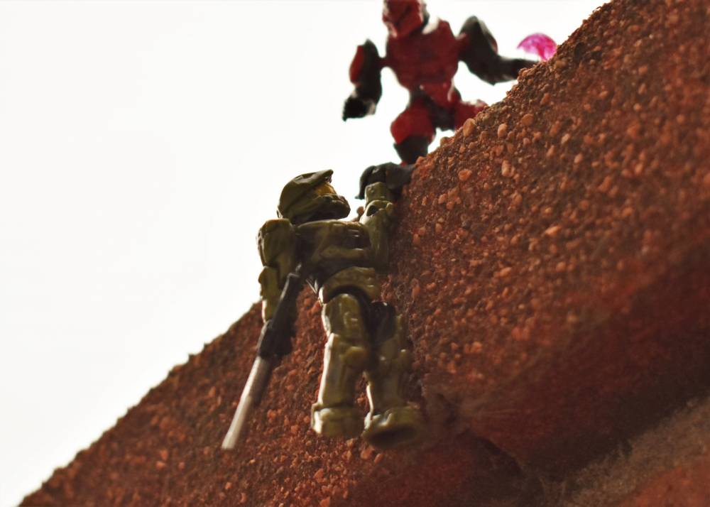 Image of: Master Chief(ONS) - On the Edge